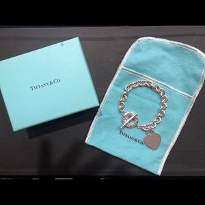 Tiffany & Co Toggle Bracelet